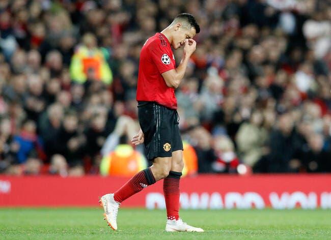 PSG: Paris et Alexis Sanchez se rapprochent, Man United valide