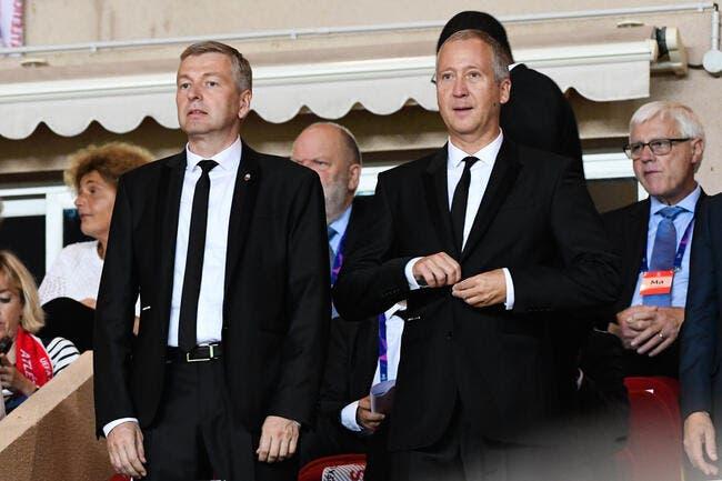 Le président de l'AS Monaco Dmitri Rybolovlev est rentré en Russie
