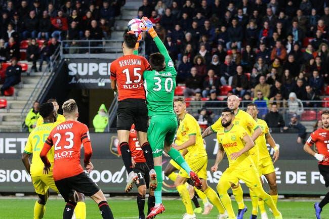 L1 : Nantes prend un point chez les maudits du pénalty