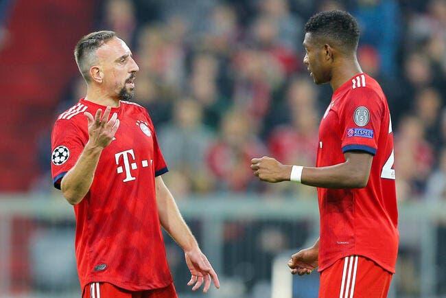 All : Franck Ribéry craque et frappe un consultant de beIN SPORTS !