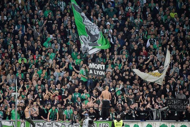 ASSE-OL: «Mort à Lyon», le message qui n'aide pas avant le derby