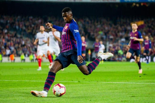 Barça: Dembélé part en vrille, un cadre le sermonne