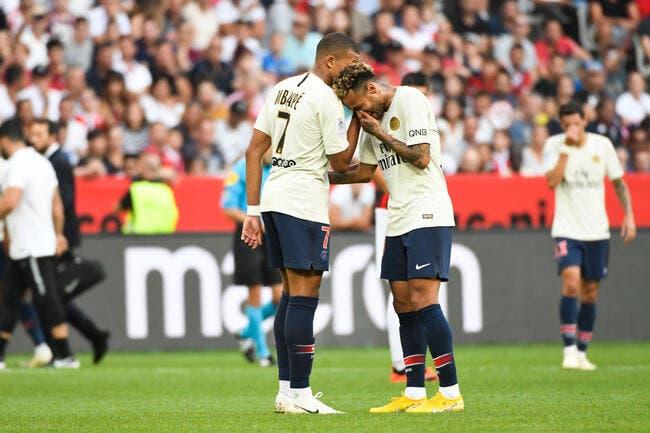 PSG: Mbappé et Neymar, ce défaut revient déjà, Tuchel n'a pas aimé