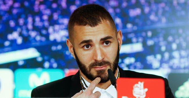 Deux proches de Karim Benzema envoyés devant le juge