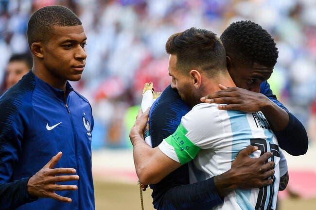 Esp : Après le Mondial, Lionel Messi s'intéresse au foot français