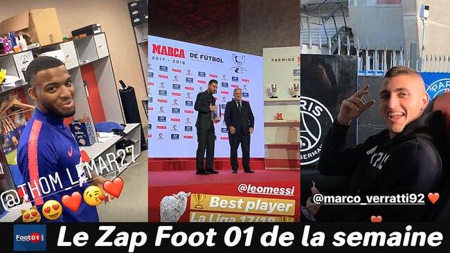 Neymar de Papel, les Bleus refont le Mondial, SFR bugue ce joueur craque