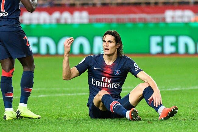 PSG: Balbir a osé, Cavani est le Giroud du PSG