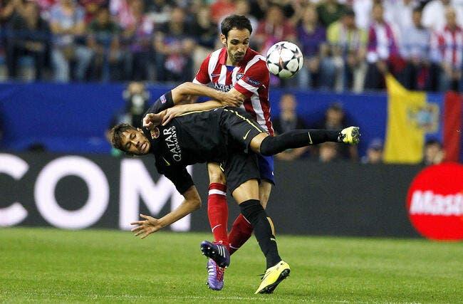PSG: Neymar lui a fait la misère, ce défenseur de l'Atlético témoigne