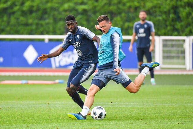 EdF : Thauvin et Dembélé menacés en équipe de France ?