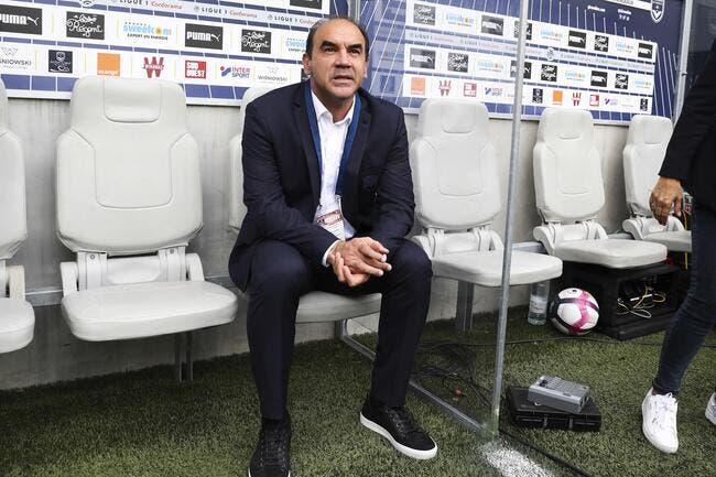FCGB : Un peu d'argent et beaucoup de résultats, Ricardo parle l'Américain