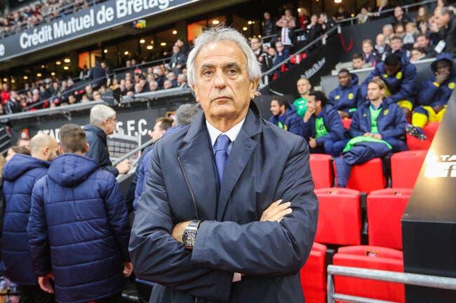FCN : Halilhodzic mérite mieux que Nantes, c'est lui qui le dit