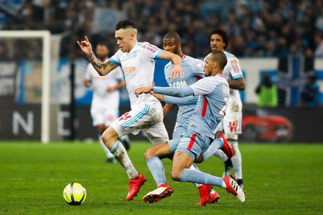 OM : Ocampos tacle gentiment Monaco, les supporters vont adorer