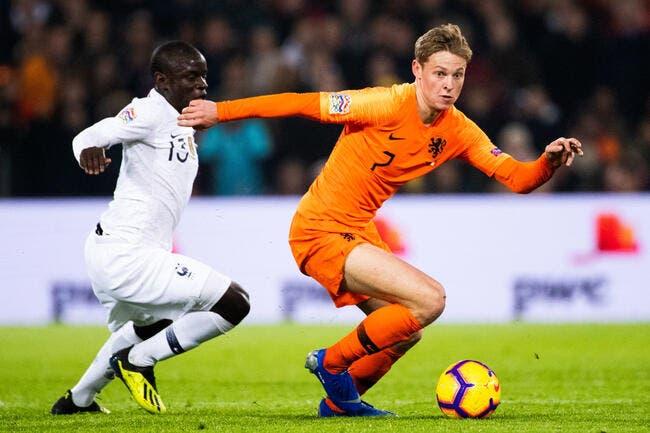Manchester City : affaire conclue pour Frenkie de Jong?