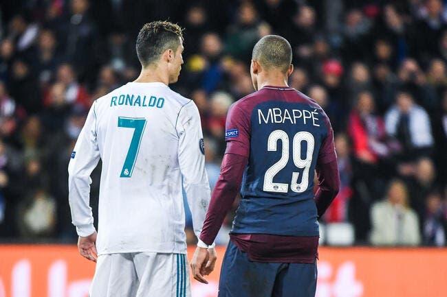 Mercato : Un duo Cristiano Ronaldo-Mbappé, c'est le rêve fou de la Juventus !