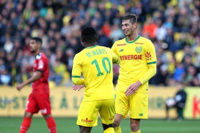 FCN : Nantes craque et fixe un prix spécial Premier League pour Sala