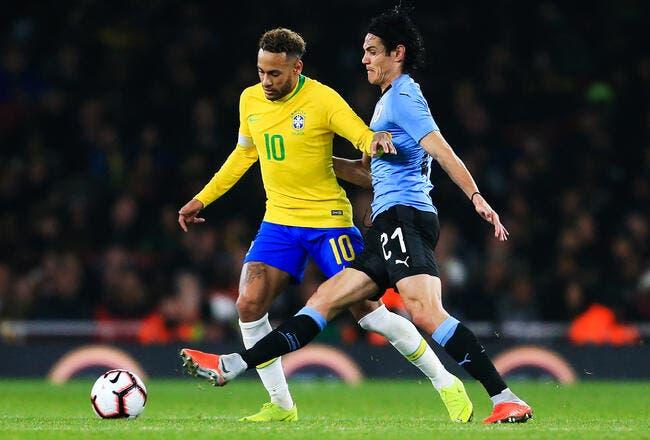 PSG : Neymar et Cavani se détestent, Degorre balance sa version