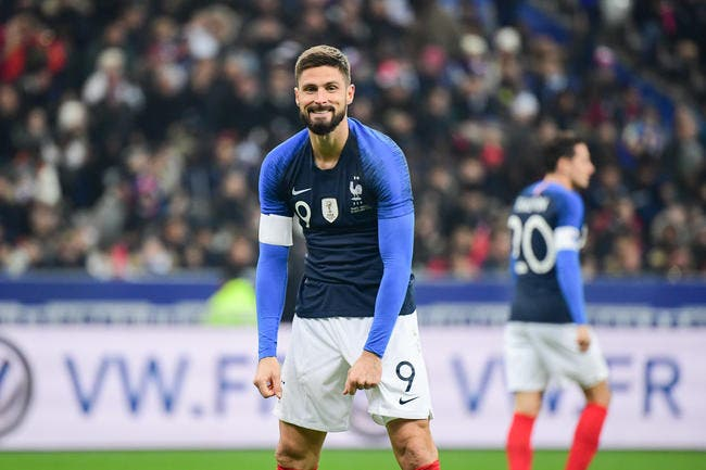EdF : Giroud doit arrêter les Bleus, Riolo le demande poliment !
