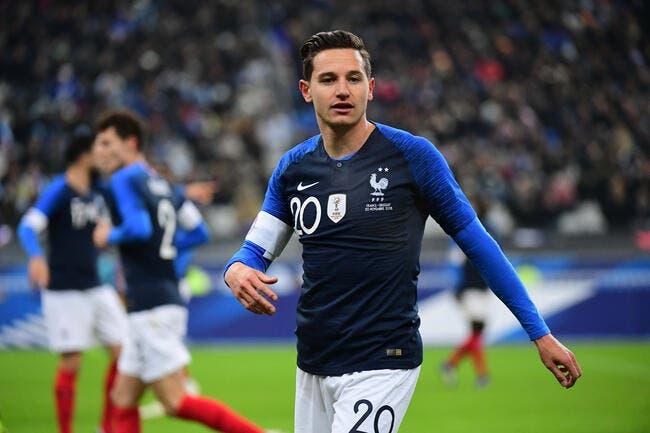 OM: Le Stade de France version PSG, Thauvin a adoré