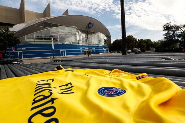 PSG : Paris cherche 80ME pour son maillot, et voilà Qatar Airways !