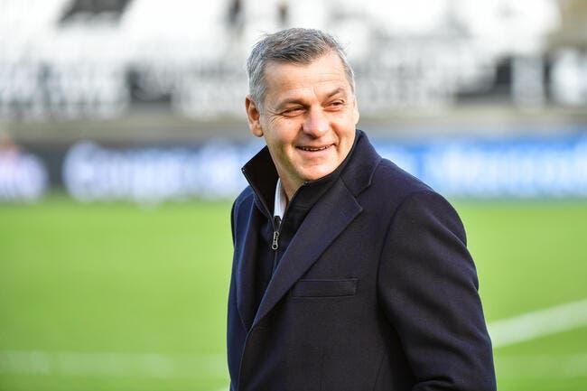 L1 - Saint-Etienne : Avant Lyon, Gasset loue les qualités de Genesio