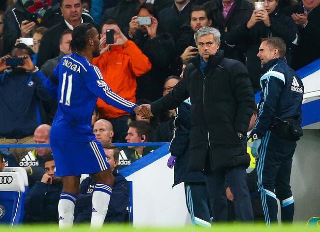 OM: Drogba raconte comment Mourinho l'a empêché de revenir