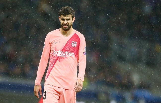 Gerard Piqué veut acheter un club de foot — Barcelone