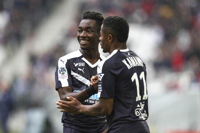 FCGB: Future star de l'Inter et des Bleus, ce Girondin prend le melon