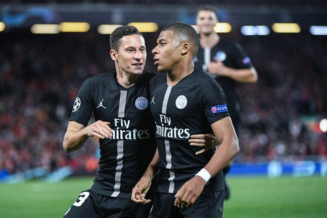 Compo, les 1ers indices — PSG-Liverpool