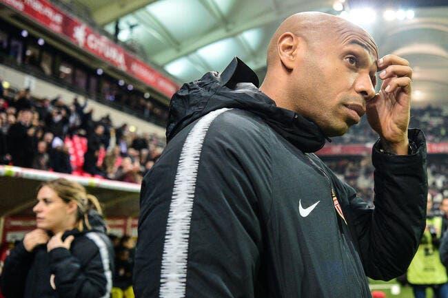 Monaco : Thierry Henry défendu par la légende monégasque