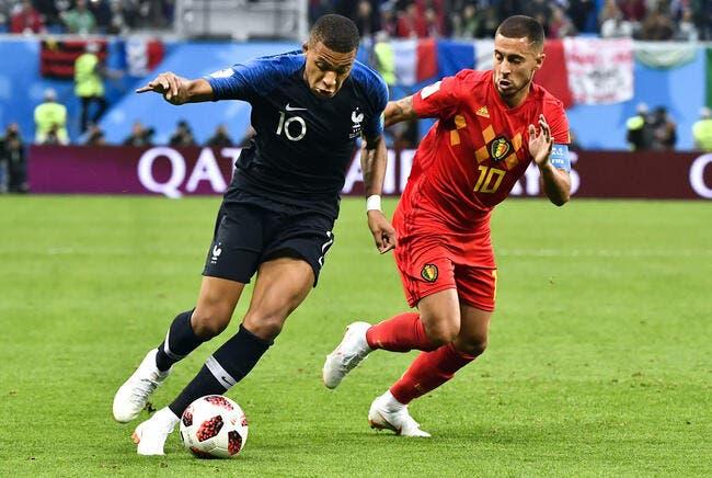PSG : Hazard n'a pas le seum quand il parle de Mbappé