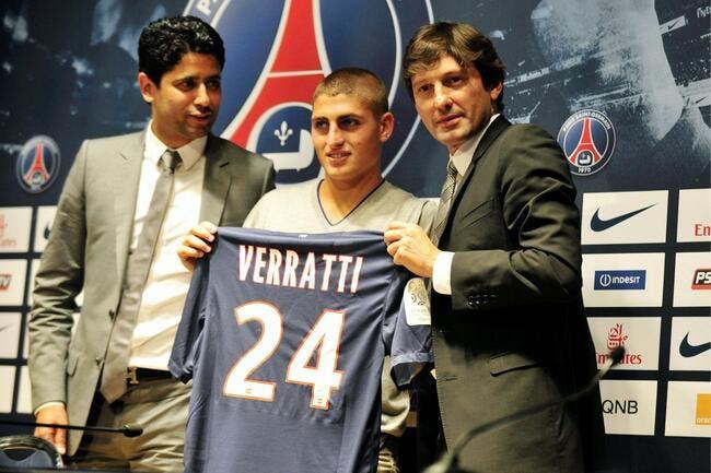 PSG : Ce risque fou pris il y a six ans, Verratti l'assume
