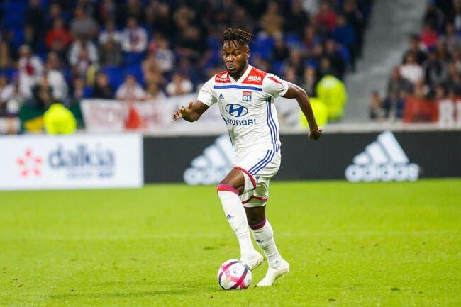 OL : Cornet en a marre du banc, il fixe ses conditions pour prolonger à Lyon