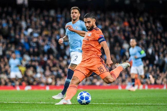 OL : L'OL de Nabil Fekir fait presque trembler Pep Guardiola