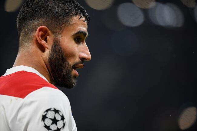 OL : Le groupe contre Manchester City avec Nabil Fekir