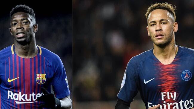 PSG : Neymar contre Dembélé et du cash, l'incroyable deal proposé à Paris !