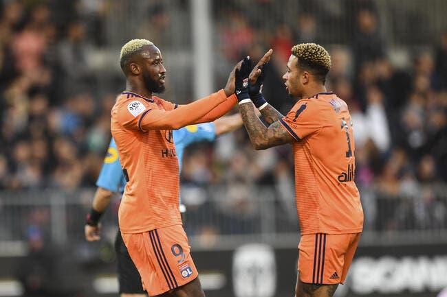 OL : Le jeu de l'OL ne lui convient pas, Moussa Dembélé s'agace !