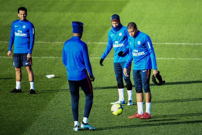 PSG: Neymar, Mbappé, the message of Daniel Alves