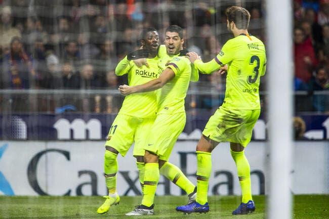 Les deux premiers du classement ne parviennent pas à se départager — Liga