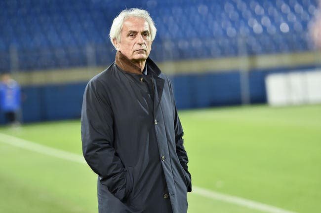 FCN: ASSE-Nantes, Vahid Halilhodzic veut la faire à l'ancienne