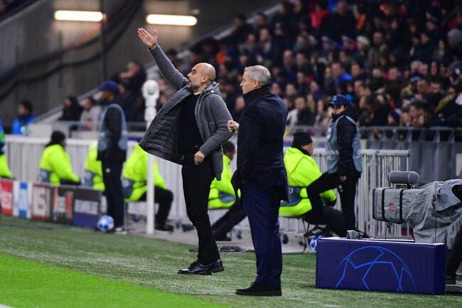 Lyon accroché par Manchester City