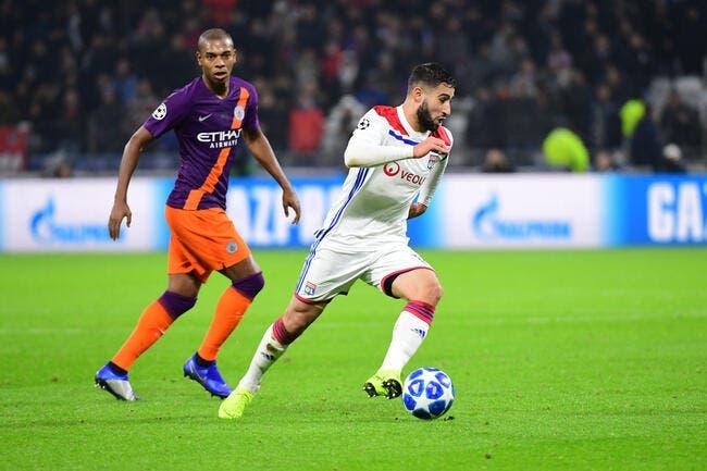 OL : Nabil Fekir, le pari perdu de Genesio contre Man City