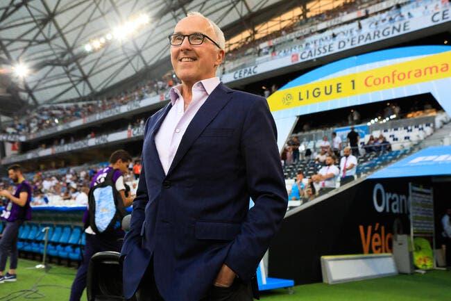 OM: Marseille signera un premier gros coup dès le 1er janvier 2019 !