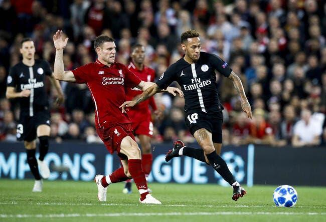 PSG - Liverpool : Les compos (21h sur RMC Sport 1)
