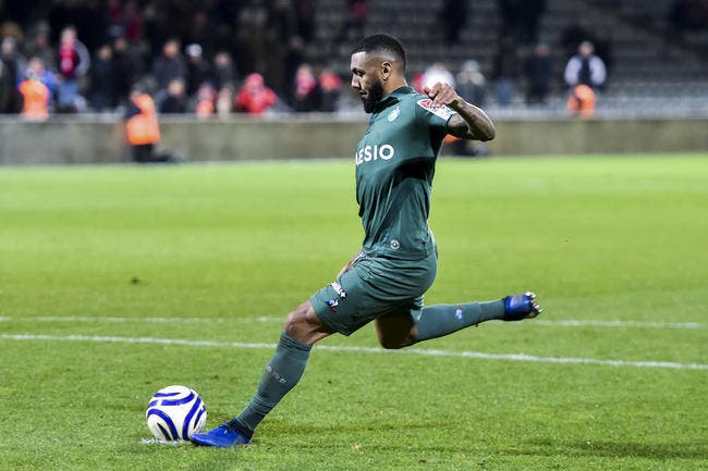 ASSE : M'Vila promet de faire payer Nantes