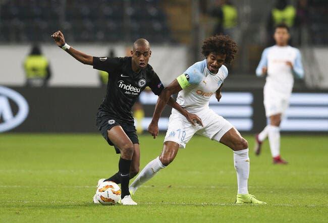 EL : 0-4, deux buts contre son camp... L'OM fait honte à Francfort