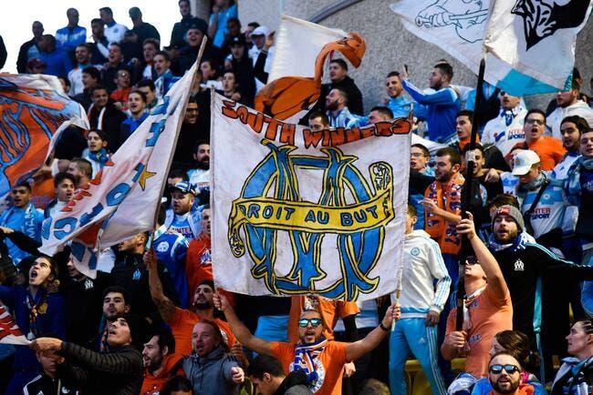 OM: Les supporters de l'OM en force à Marseille… et à Paris!