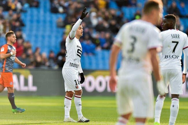 Rennes : Coup de gueule, embrouille, le début des problèmes pour Ben Arfa ?