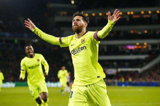 Ballon d'Or: Un coup de pression pour mettre Messi sur le podium