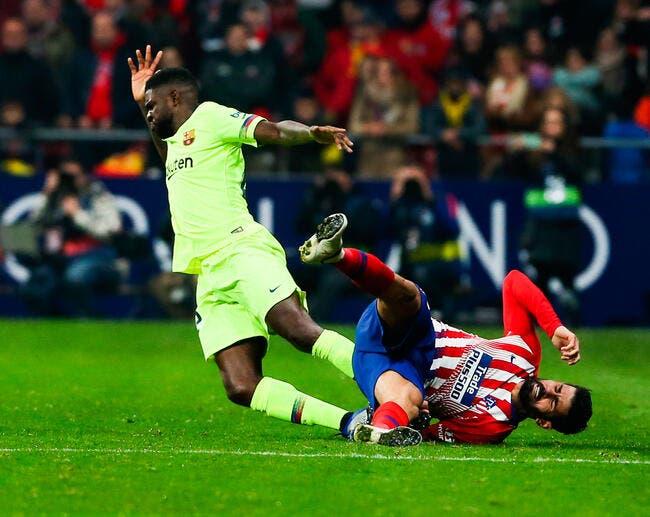 Barça: Très mauvaise nouvelle pour Umtiti, avec de lourdes conséquences