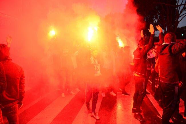 OM : Des supporters de Marseille armés aux portes de l'Allemagne ?
